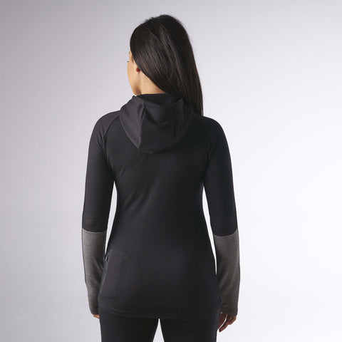 Pace Open-Back Pullover