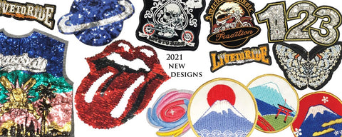Brand New Patch Designs - 2021 New Patch Release