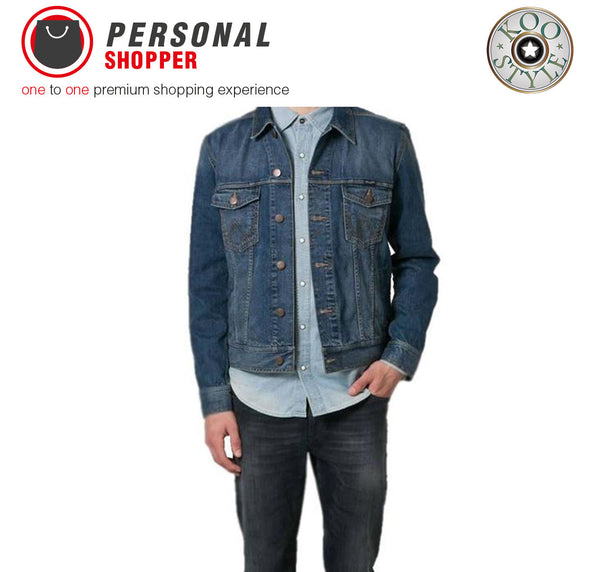 Vintage Denim Jackets Unique Brands Unisex - With Your Personal Shopper