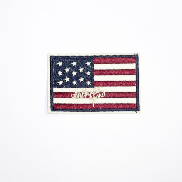 PC2075 - Usa Flag (Iron On)