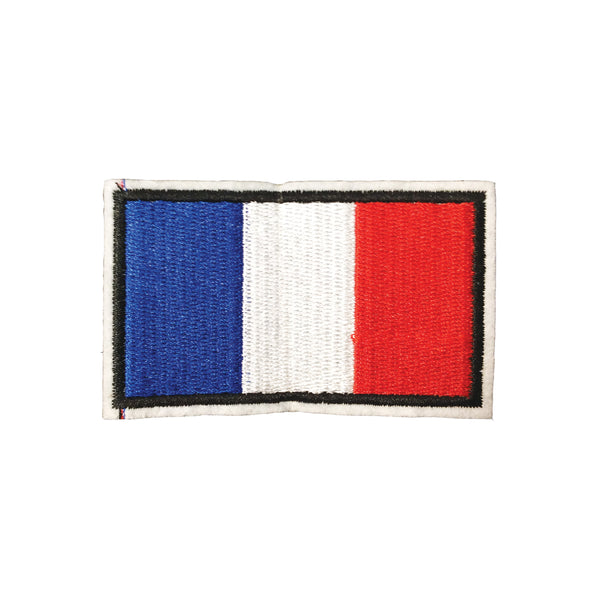 PC3623 - France Flag (Iron On)
