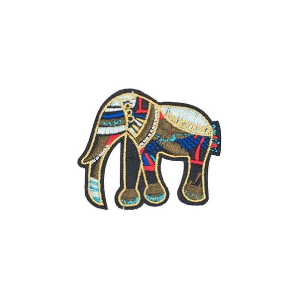 PH1961 - Elephant R (Iron on)