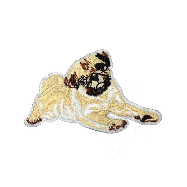 PC3160B - Pug Dog M (Iron on)