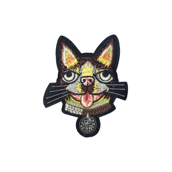 PC3644 - Cat Head (Iron On)