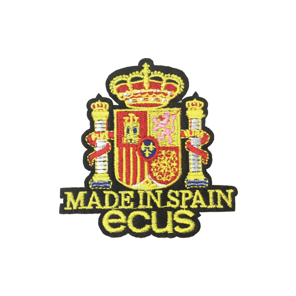PC3651 - Made In Spain Crest (Iron On)
