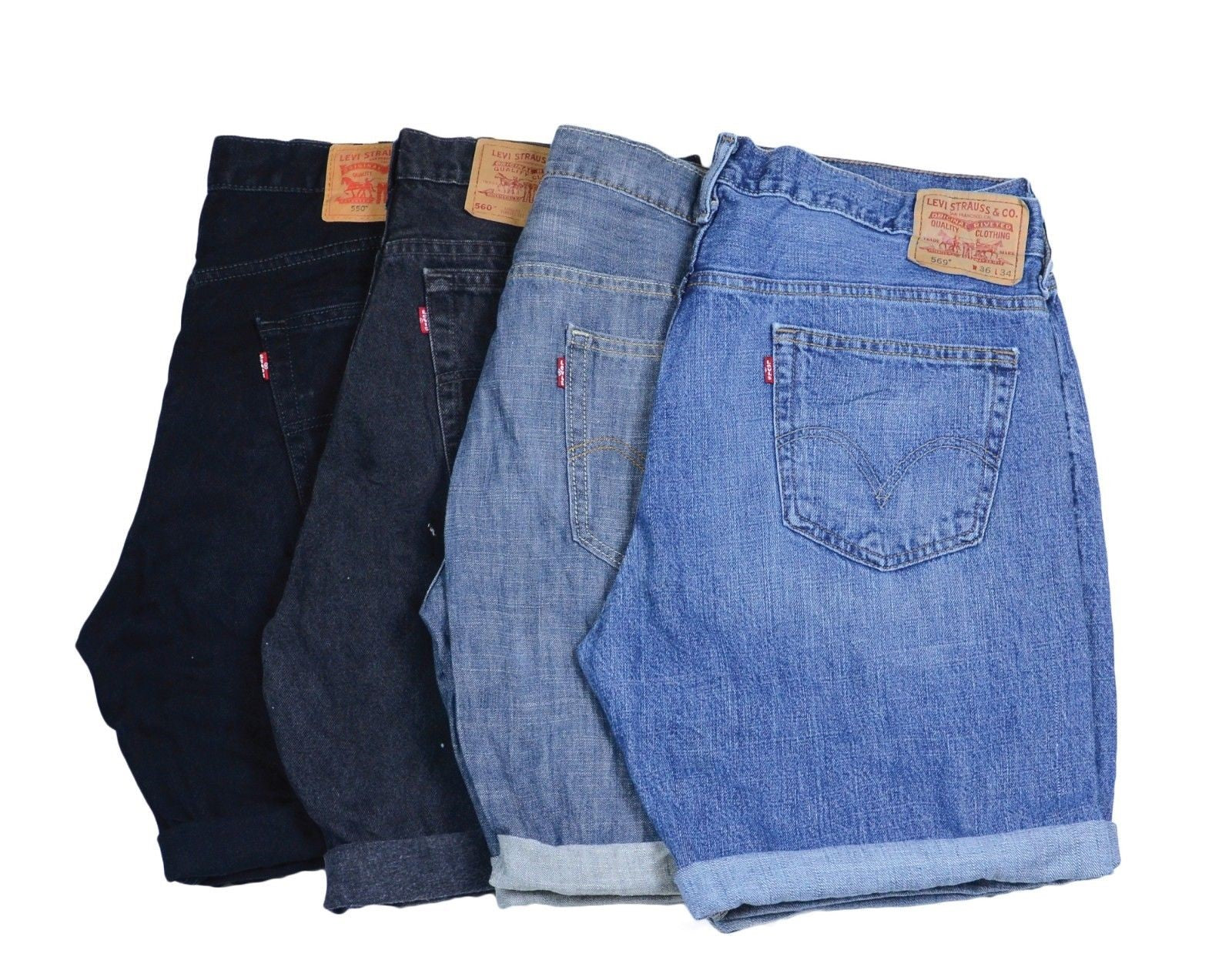 be7d01a6 Vintage Denim Mens Shorts Levi's Lee Wrangler - Shop With Your Persona    Koo Style