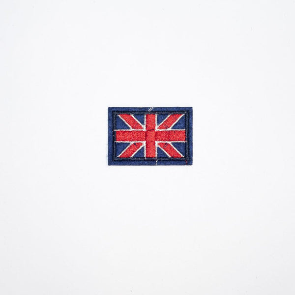 PC2076 - Blue Small Union Jack (Iron On)