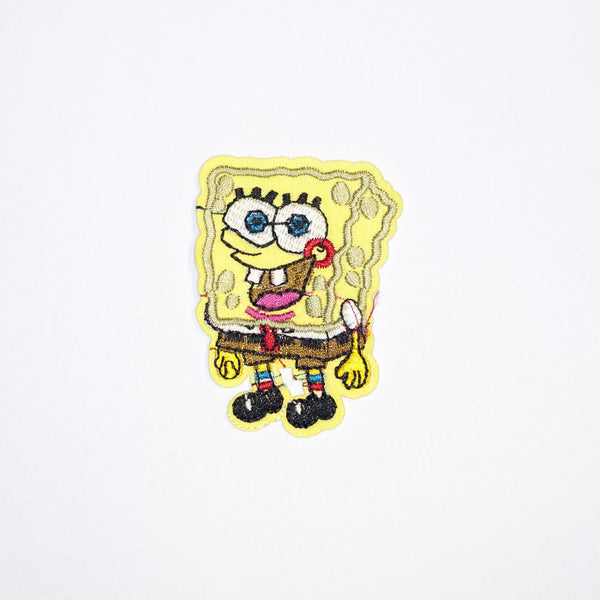 PC2122 - Sponge Bob Cartoon (Iron On)
