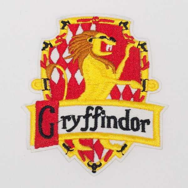 PC2414 - Harry Potter Gryffindor Badge (Iron On)