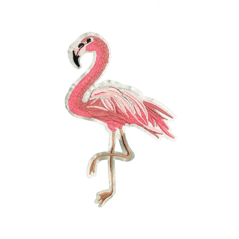 PC3424 - Pink Flamingo (Iron On)