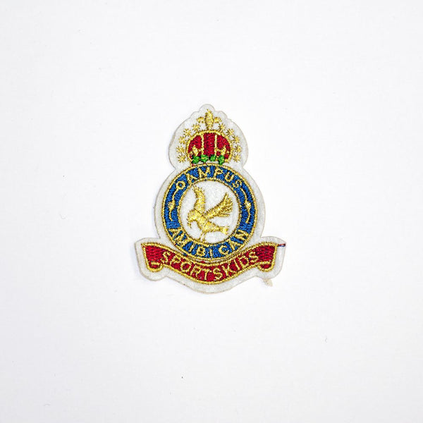 PC2204 - Sports Badge (Iron On)