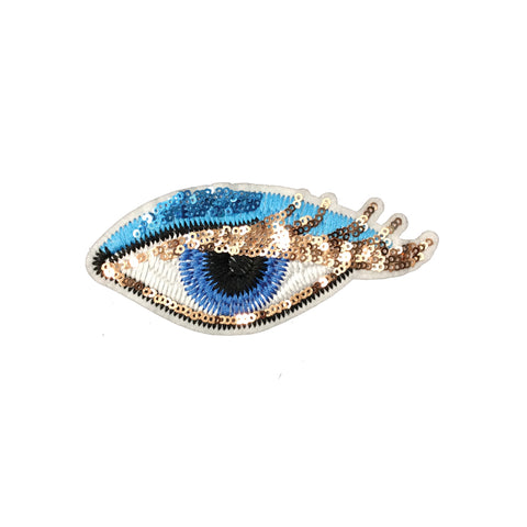 PC2242C - Sequin Eyes (Sew On)
