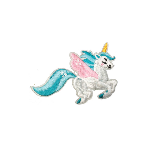 PC3722B - Leaping Beauty Unicorn (Iron On)