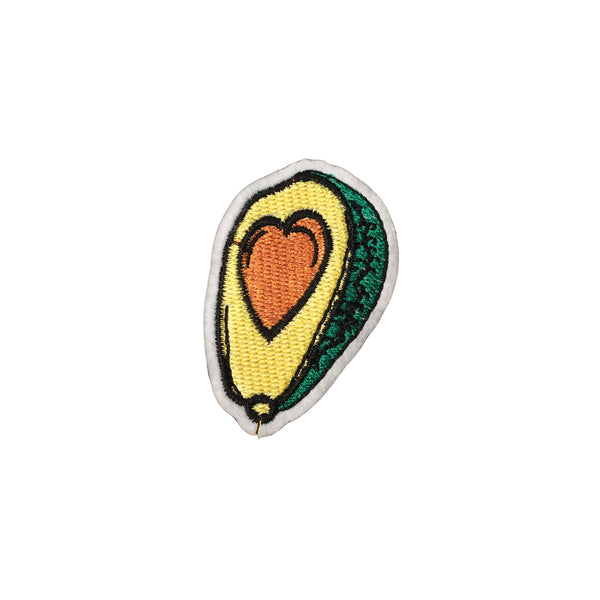 PC3777 - Lovocado Heart Avocado (Iron On)