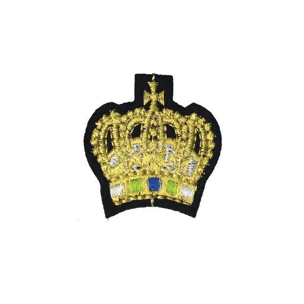 PC3819 - Gold Crown (Iron On)