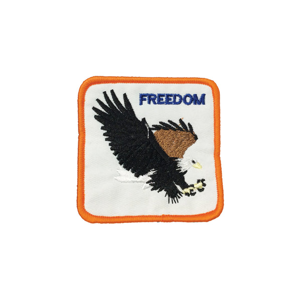 PC3894C - Freedom Eagle Bird (Iron On)