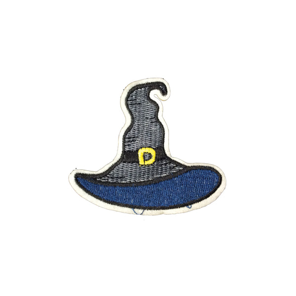 PC3906 - Wizard Witches Hat (Iron On)