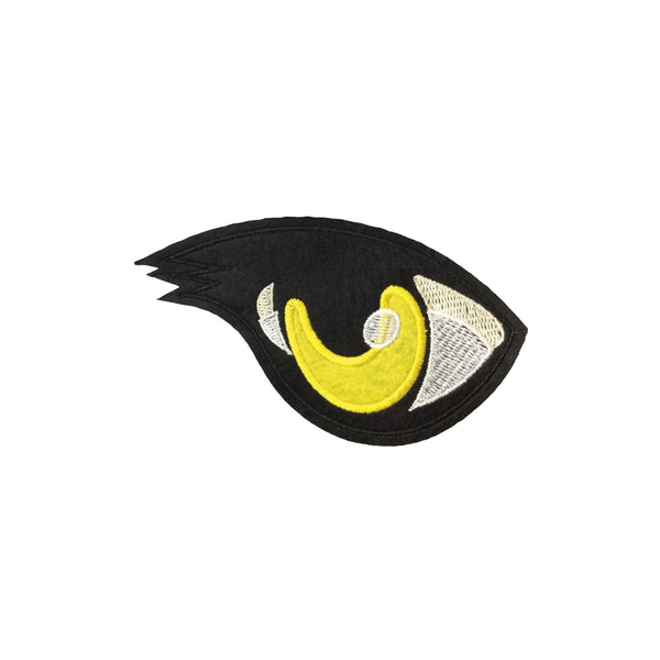 PC4047 - Large Hawk Eye (Iron On)