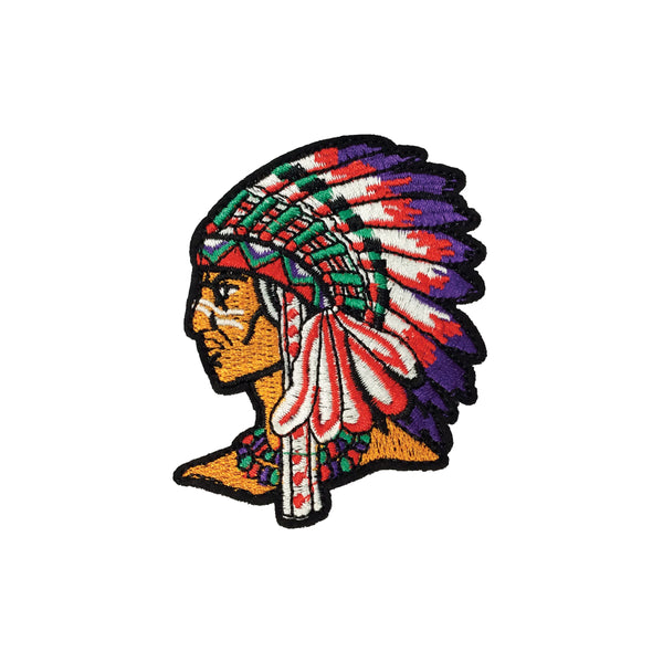 PH63B - Native American Indian Chief (Iron On)