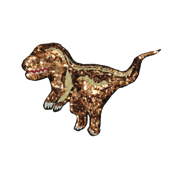 PC3373 - Sequin Dinosaur (Sew On)