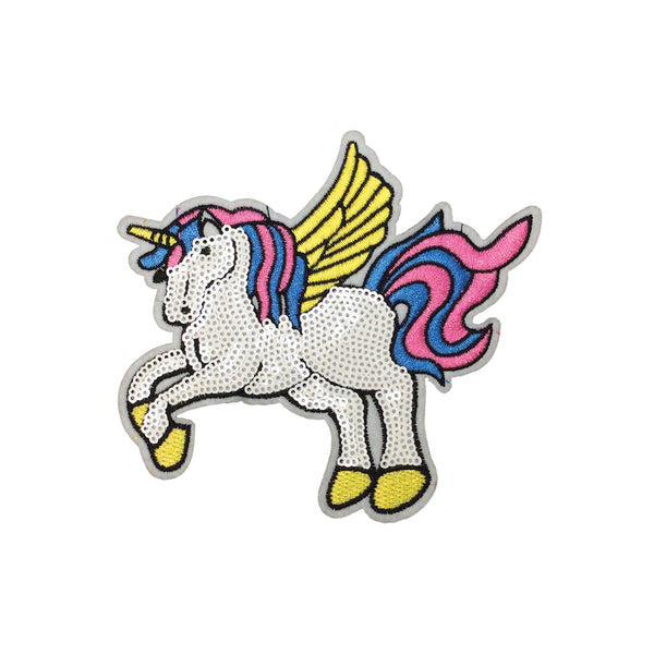 PC3237 - Sequin Unicorn (Iron On)
