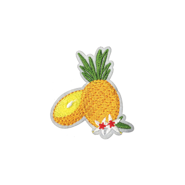 PC3540 - Pineapple Sliced (Iron On)