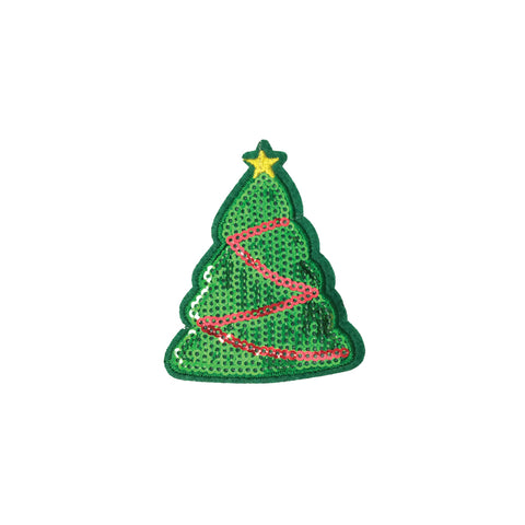 PC3543 - Sequin Christmas Tree (Iron On)