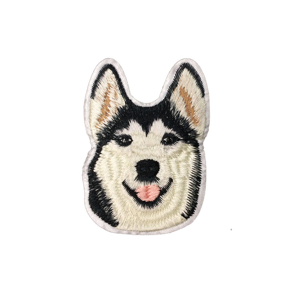 PC3556 - Husky Dog (Iron On)