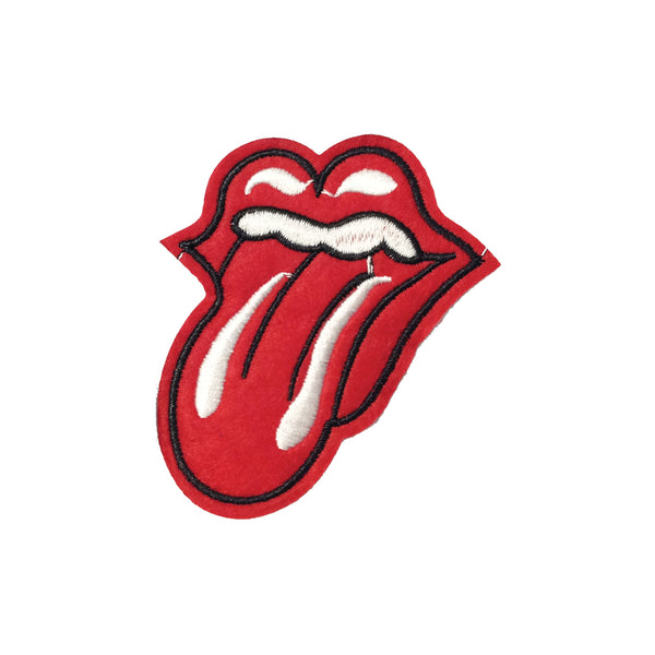 PH193 - Rolling Stone Tongue out (Iron on)
