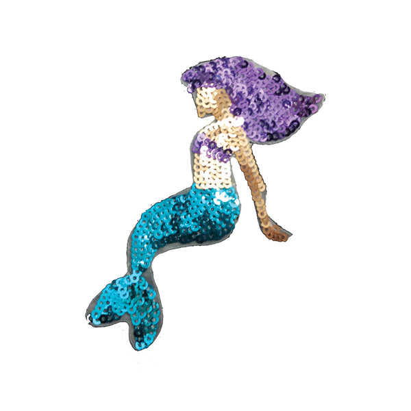 PC3436 - Sequin Mermaid (Iron On)