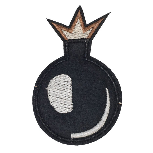 PC2365 - Bomb Patch (Iron On)
