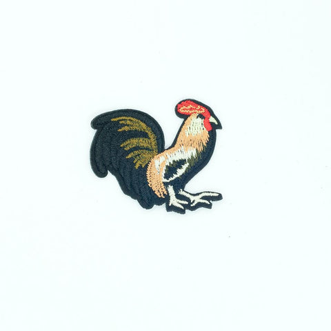 PC2536 - Chicken Rooster Animal (Iron On)