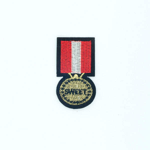 PC2541 - Sweet Medal Patch (Iron On)