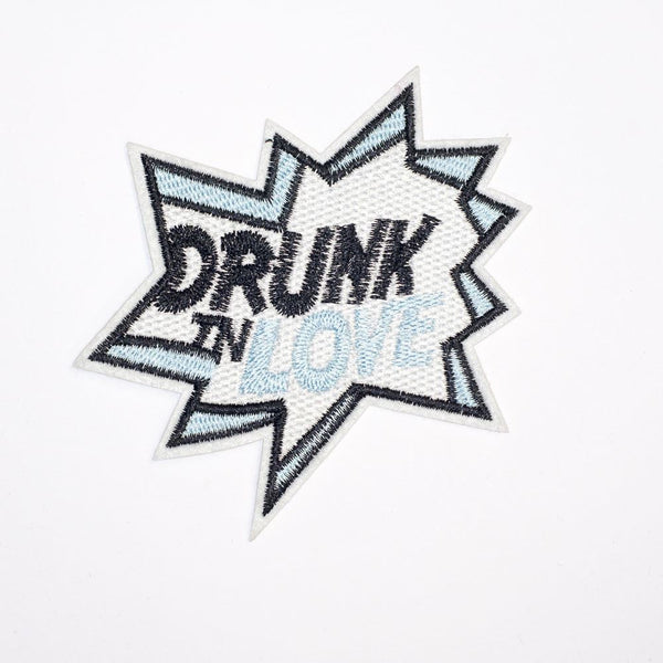 PC2140 - Drunk Text Effect (Iron On)
