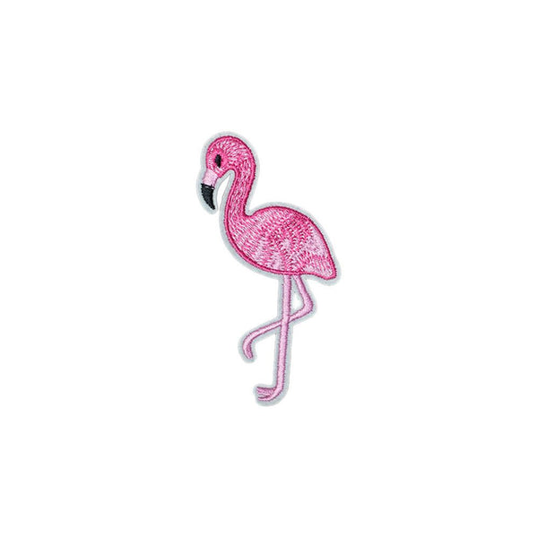 PH1962 - Pink Flamingo R (Iron on)