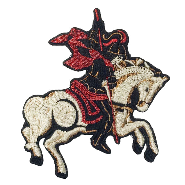 PC4149 - Horse Warrior (Sew On)