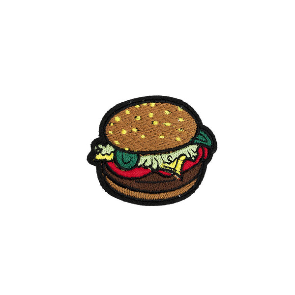 PT1292 - Hamburger (Iron on)