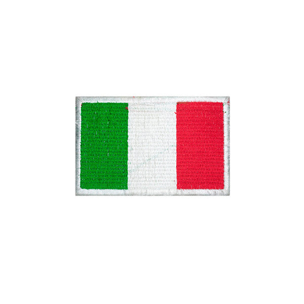PS1629 - Italy Flag (Iron on)