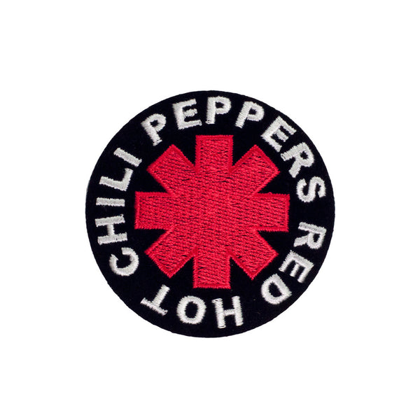 PH940 - Red Hot Chili Peppers Black (Iron on)