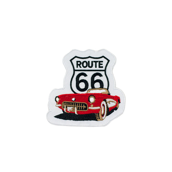 PH825 - Route 66 (Iron on)
