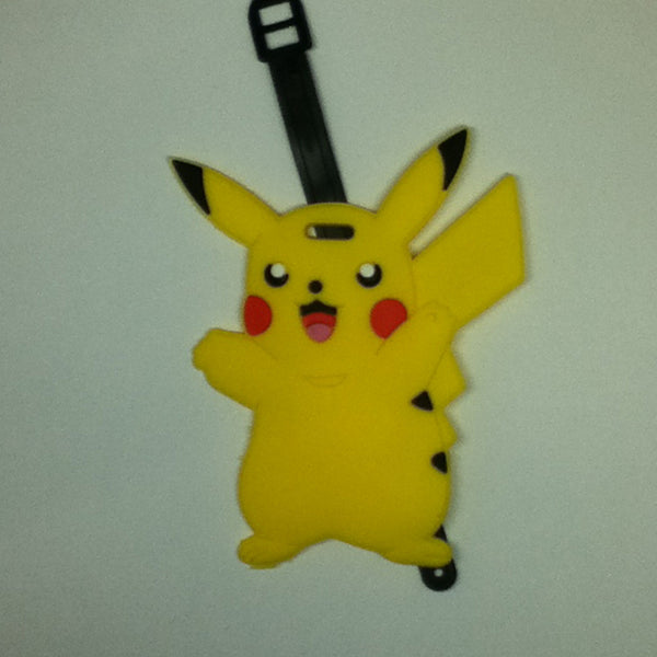 L00396 - Pikachu Luggage Tag