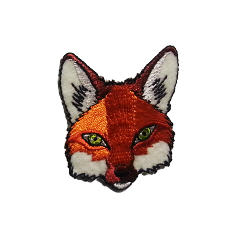 PH210 - Fox Head (Iron on)