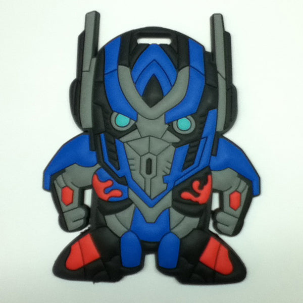 L00341 - Transformers Standin Luggage Tag