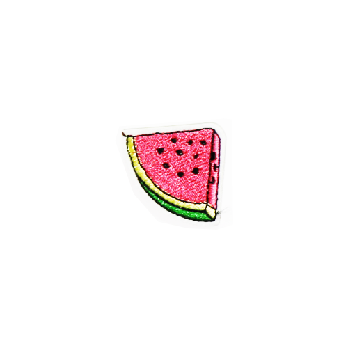 PH116 - Watermelon Slice (Iron on)