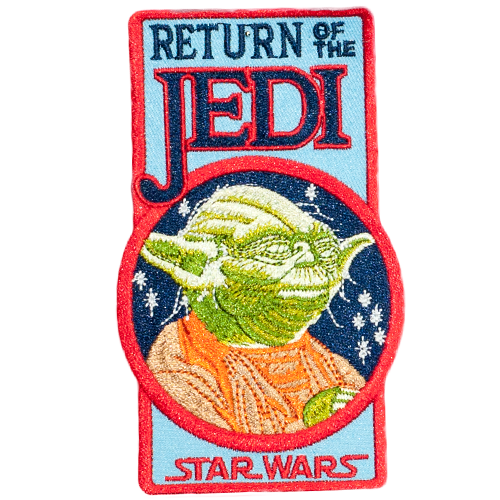 PH66 - Return of The JEDI Yoda (Iron on)