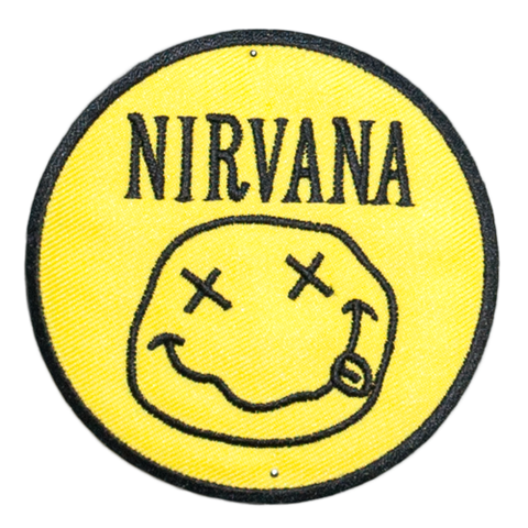 PH73 - Nirvana Yellow (Iron on)