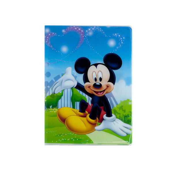 H00061 - Mickey Shiny Passport Holder
