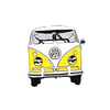 PH82 - Volks Van Yellow (Iron on)
