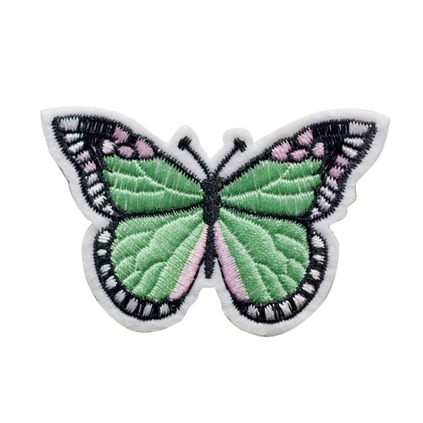 PT388 - Green Butterfly (Iron on)