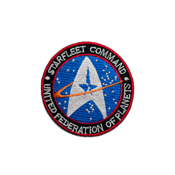 PH861 - Starfleet Command (Iron on)